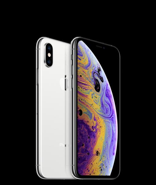 iphone XS, hõbedane